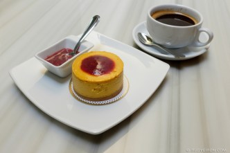Coffee plus Dessert from Ganache by Rudy Giron