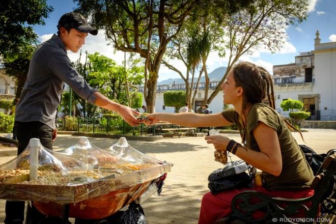 Rudy Giron: Antigua Guatemala &emdash; While In Antigua, Go Nuts