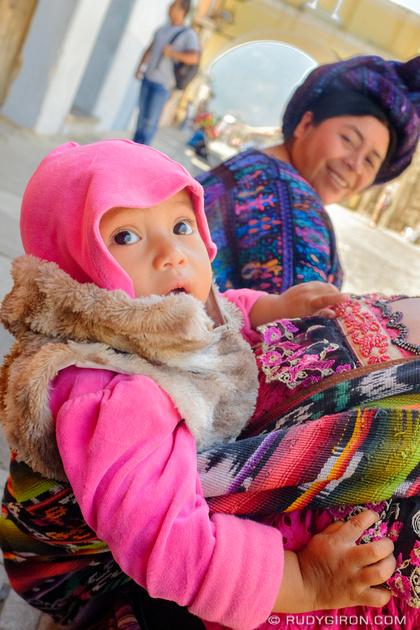 Rudy Giron: Antigua Guatemala &emdash; Maya Generations at Calle del Arco
