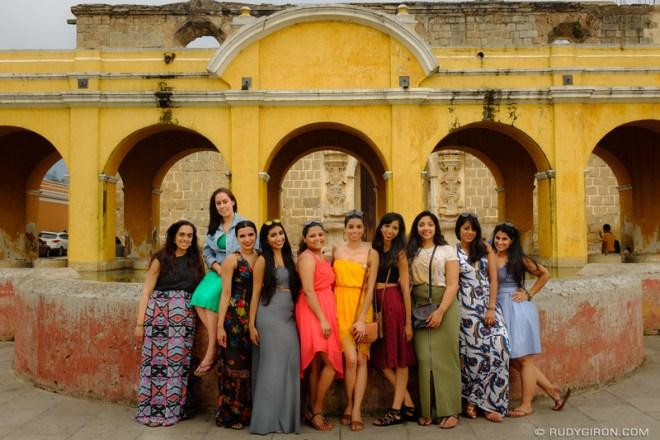Rudy Giron: Antigua Guatemala &emdash; New Yorkers On The Prowl
