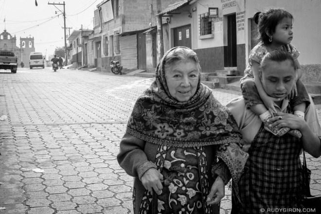 Rudy Giron: Antigua Guatemala &emdash; Three Generations of Guatemalans,_