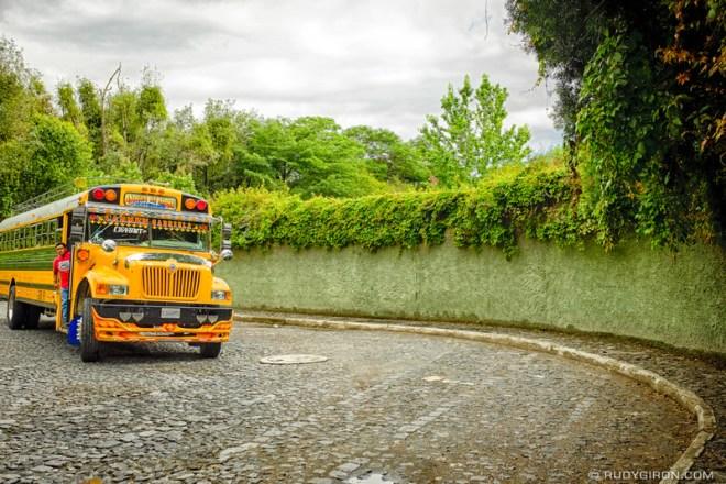 Rudy Giron: Antigua Guatemala &emdash; Rainy Season Vistas from Antigua Guatemala