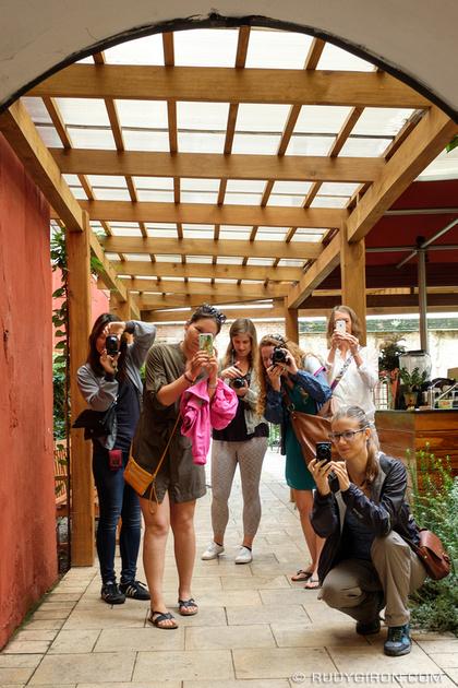 Rudy Giron: Antigua Guatemala &emdash; Antigua Photo Walks — Learning to frame
