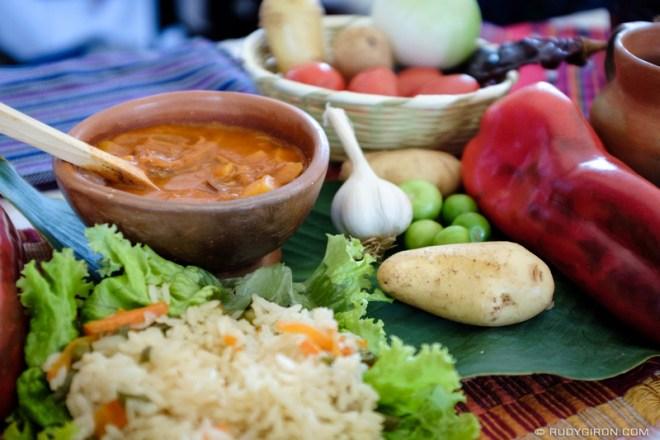 Rudy Giron: Antigua Guatemala &emdash; Food Festival - Hilachas