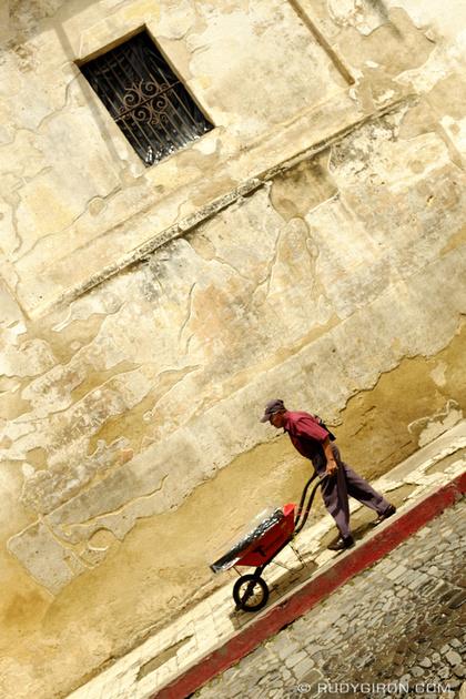 Rudy Giron: Antigua Guatemala &emdash; Daily Life Vistas from Antigua Guatemala