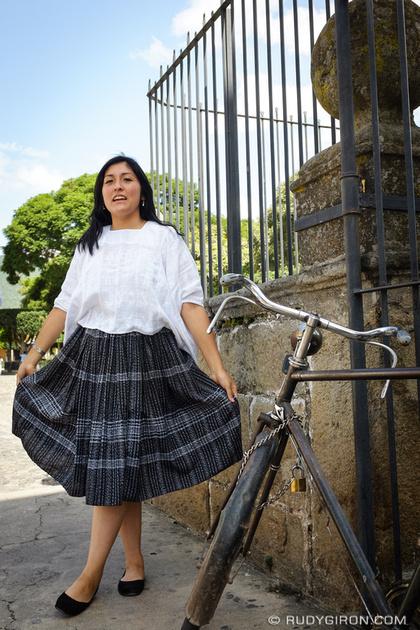 Rudy Giron: Antigua Guatemala &emdash; Street Portraits of Strangers — Alejandra