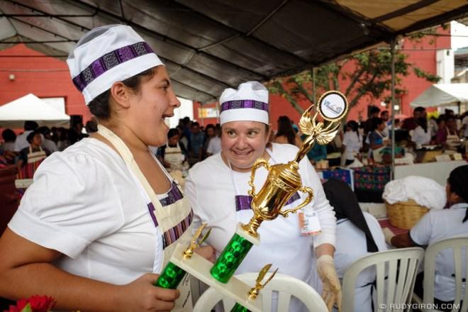 Rudy Giron: Antigua Guatemala &emdash; Food Festival - First Prize Winner