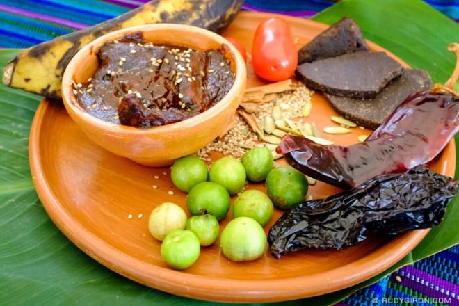 Rudy Giron: Antigua Guatemala &emdash; Food Festival - Mole