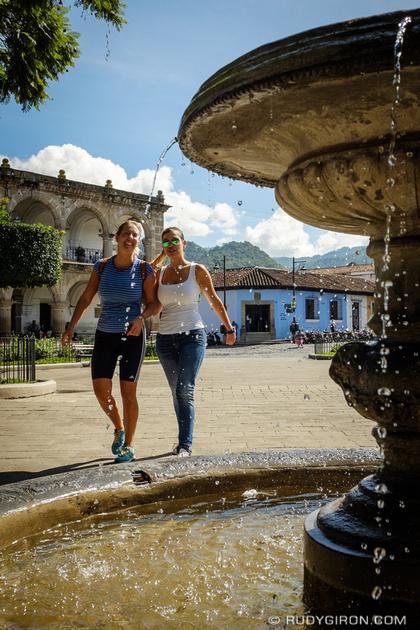 Rudy Giron: Antigua Guatemala &emdash; Happy People in Antigua Guatemala