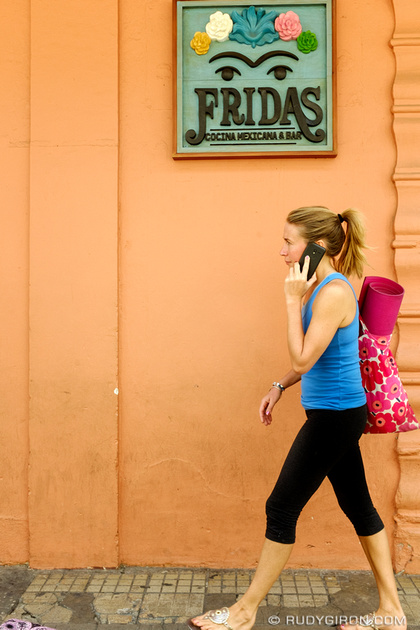 Rudy Giron: Antigua Guatemala &emdash; Street Photography — Yoga Bound-2