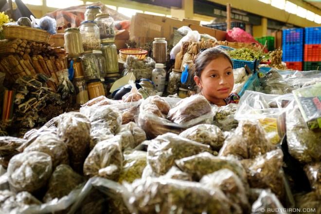 Rudy Giron: Antigua Guatemala &emdash; A Head Among The Herbs and Spices