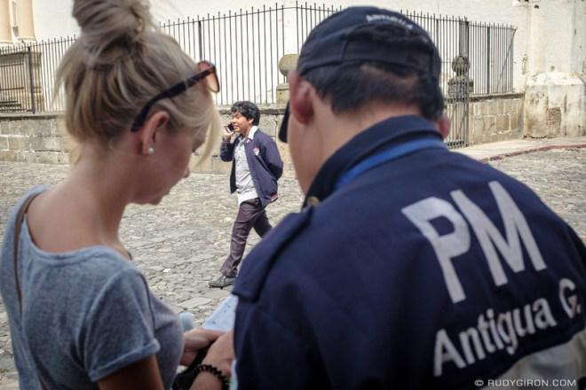 Rudy Giron: Antigua Guatemala &emdash; Getting Oriented in Antigua Guatemala