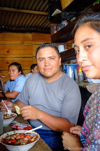 Rudy Giron: Antigua Guatemala &emdash; It's Ceviche Time at the Mercado
