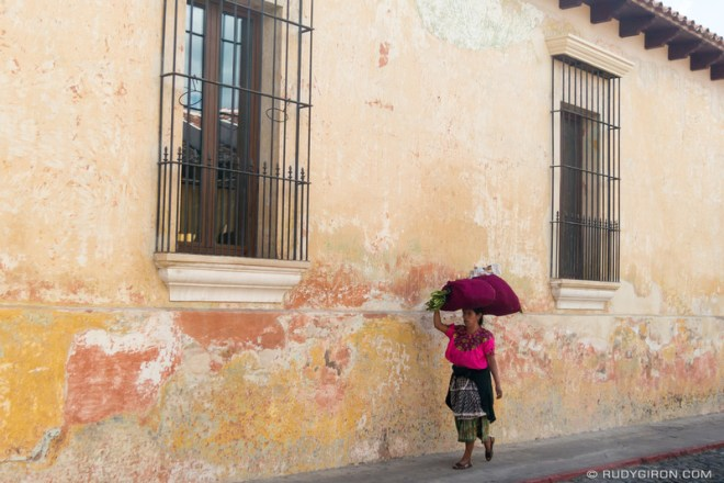 Rudy Giron: Antigua Guatemala &emdash; Flower delivery in Antigua Guatemala