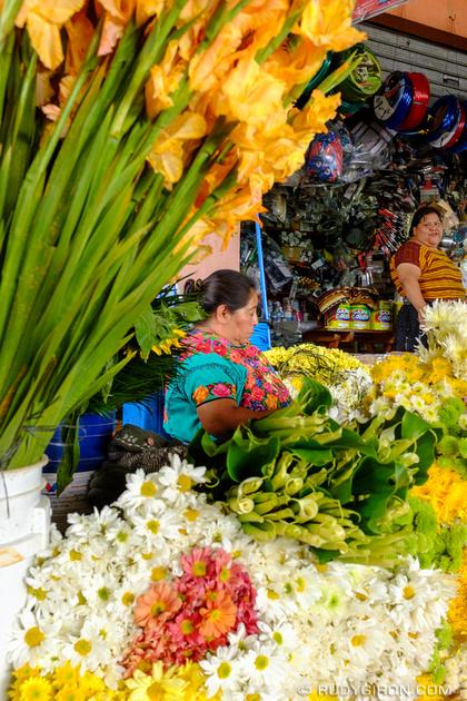 Rudy Giron: Antigua Guatemala &emdash; Spring Colors in Fall Season