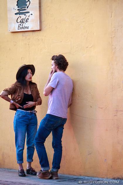 Rudy Giron: Antigua Guatemala &emdash; Street Style in Antigua Guatemala — The French
