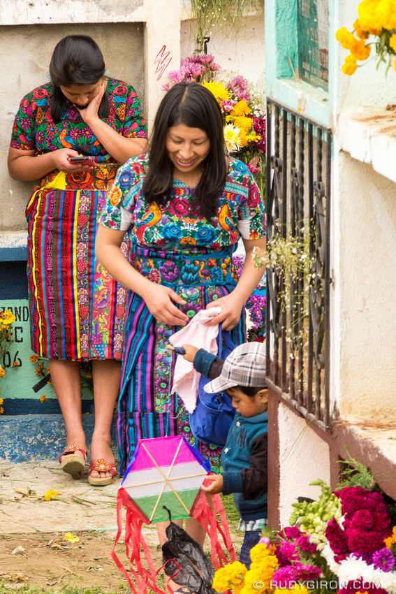 Rudy Giron: Day of the Dead 2016 Photo Walks &emdash; Day of the Dead in Santiago Sacatepequez 4