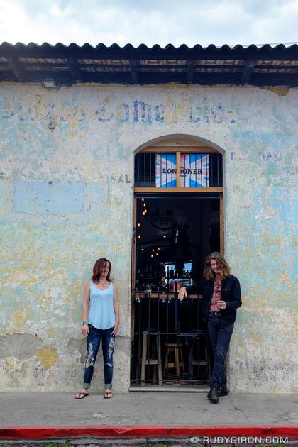 Rudy Giron: Antigua Guatemala &emdash; Antigua Guatemala Street Style at Londoner