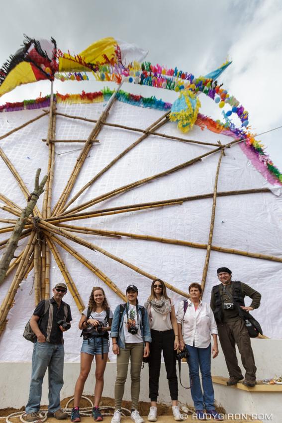 Rudy Giron: Day of the Dead 2016 Photo Walks &emdash; Human Scale and the Giant Kites of Santiago de Guatemala