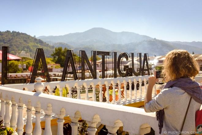 Rudy Giron: Antigua Guatemala &emdash; Photographing La Antigua Guatemala Everyday for 10 years