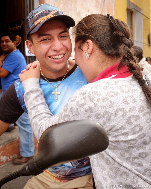 Rudy Giron: Antigua Guatemala &emdash; Love and happiness from Antigua Guatemala 2