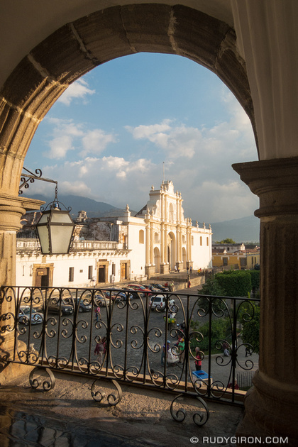 Rudy Giron: Antigua Guatemala &emdash; Architecture of Antigua Guatemala — The Cathedral