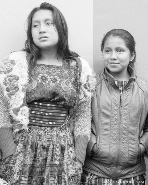 Rudy Giron: Antigua Guatemala &emdash; Street Photography — Mayan Street Style
