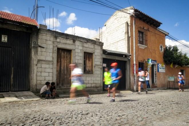 Rudy Giron: Antigua Guatemala &emdash; Medio Maratón Las Rosas 2017 1