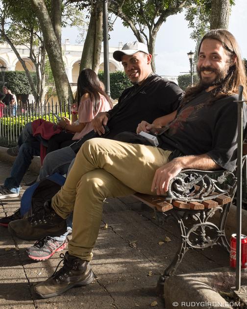 Rudy Giron: Antigua Guatemala &emdash; Street Portraits of Strangers — I am Guatemala No. 5