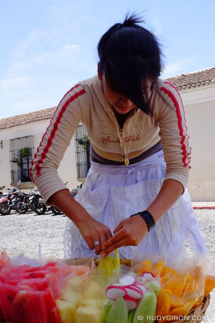 Rudy Giron: Antigua Guatemala &emdash; Fresh fruit anywhere in Antigua