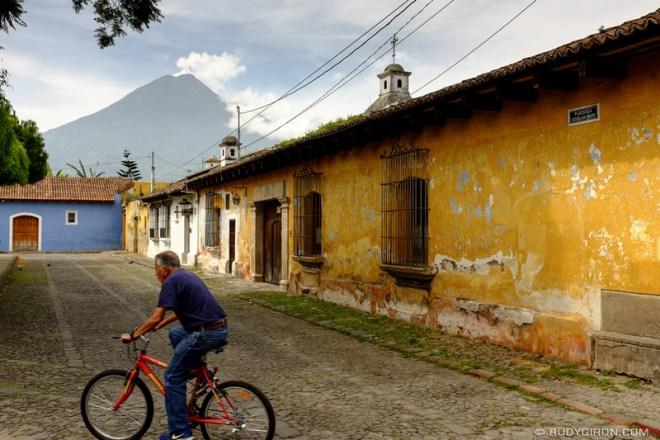 Rudy Giron: Antigua Guatemala &emdash; Lesser Known Antigua — Favorite spot