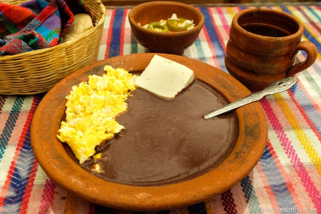 Rudy Giron: Antigua Guatemala &emdash; Guatemalan Traditional Breakfast