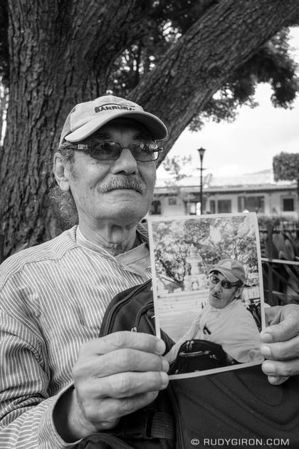 Rudy Giron: Antigua Guatemala &emdash; Street Portraits — Don Jaime