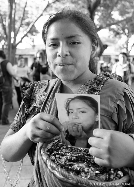 Rudy Giron: Antigua Guatemala &emdash; Street Portraits — Sofia
