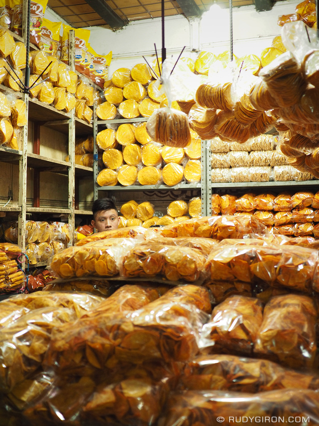 Rudy Giron: Antigua Guatemala &emdash; Tostadas are Us in Antigua Guatemala's Market