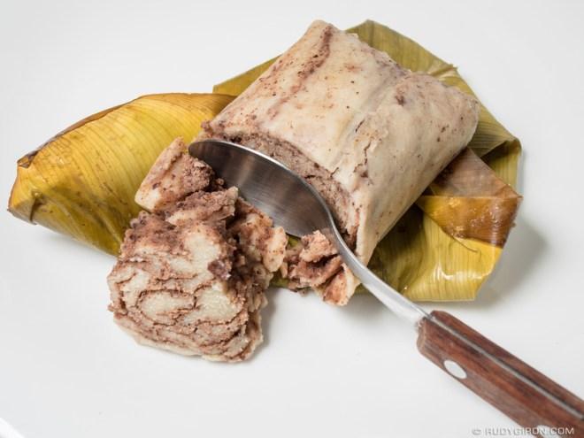 Rudy Giron: Antigua Guatemala &emdash; Guatemalan tamales — Tayuyos