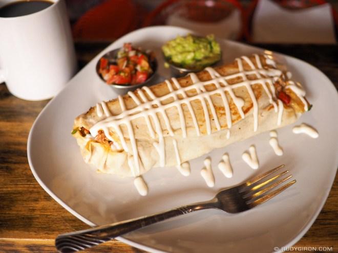 Rudy Giron: Antigua Guatemala &emdash; Best Breakfast Burrito in the World