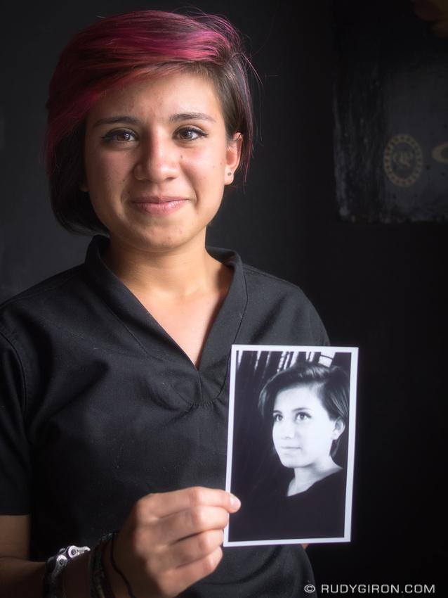 Rudy Giron: Antigua Guatemala &emdash; Antigua Makes Me Happy - Portraits of Strangers
