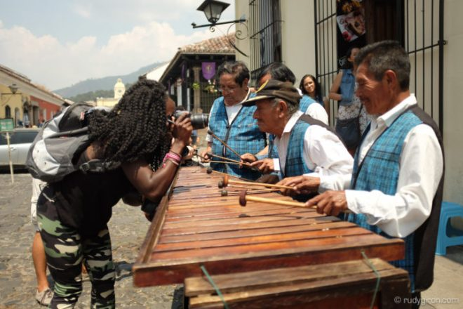 Learn to photograph strangers in Guatemala with Rudy Giron of Antigua Photo Walks