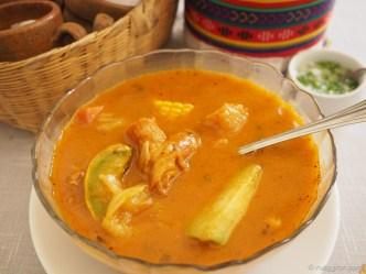 Foodie Alert: Salvadoran Caldo de Pata by Rudy Giron
