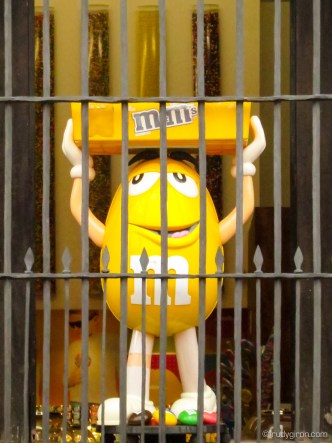 Antigua Humor — M&M in Jail by Rudy Giron