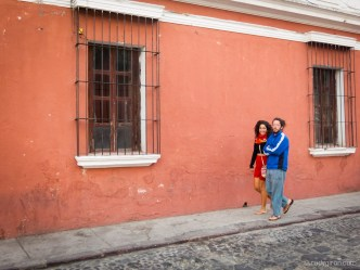 Antigua Street Photo Shoots at Charming Locations in Antigua Guatemala with photographer Rudy Giron