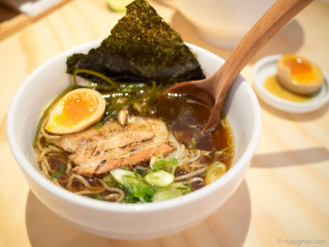 Authentic Japanese Ramen in Antigua Guatemala by Rudy Giron