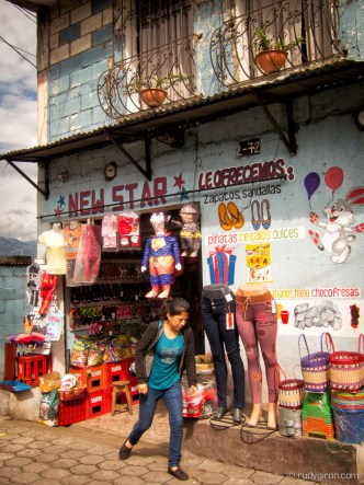 Raw Street Photography — Store Front by Rudy Giron