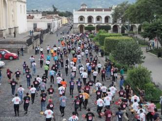 XVII Carrera de las Charolas de Antigua Guatemala by Rudy Giron