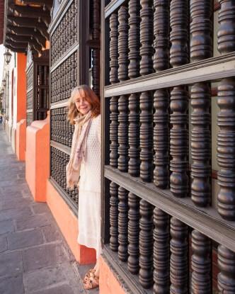 Street Portrait of Doña Gavi BY RUDY GIRON