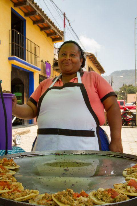 Semana Santa Comfort Food: Garnachas BY RUDY GIRON