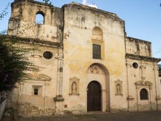 Ruins and Churches &emdash; Capilla de Nuestra Señora de Guadalupe