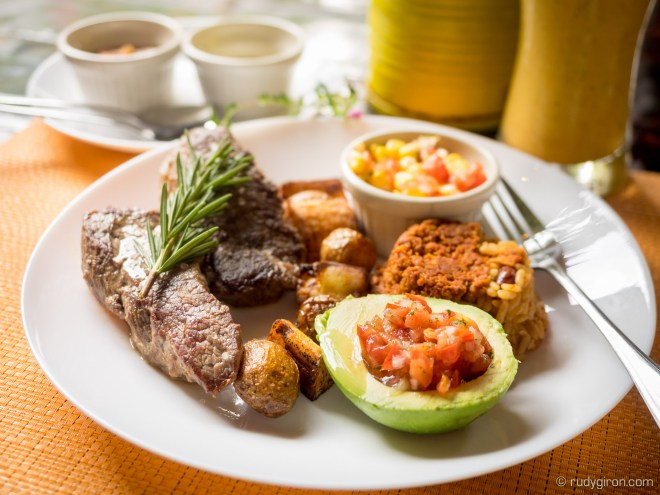 Foodie Fridays — Guatemalan Typical Plate from 27 Adentro BY RUDY GIRON
