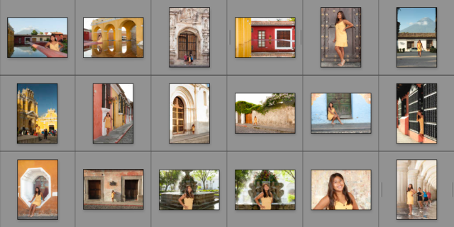 Destination High School Senior Pictures in Antigua Guatemala by RUDY GIRON